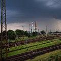 Spårområde i Debrecen.jpg