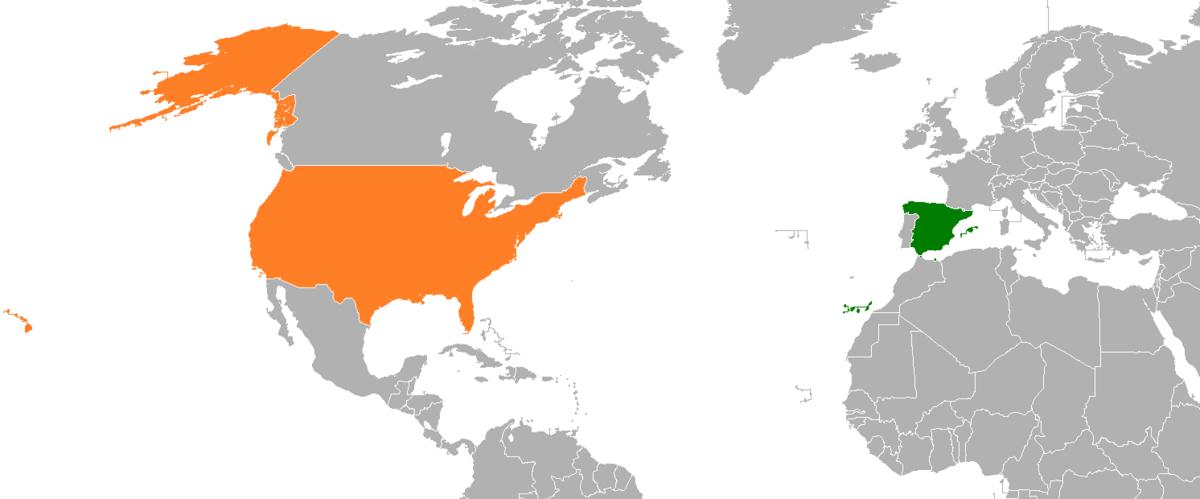 Relaciones entre España y Estados Unidos - Wikipedia, la ...