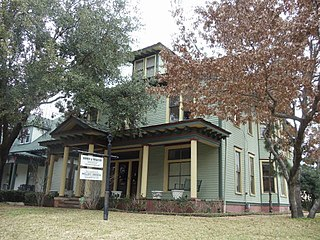 Jacob and Eliza Spake House United States historic place