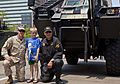 Special Weapons and Tactics striker displayed during Marine Week Cleveland 120615-M-YG675-061.jpg