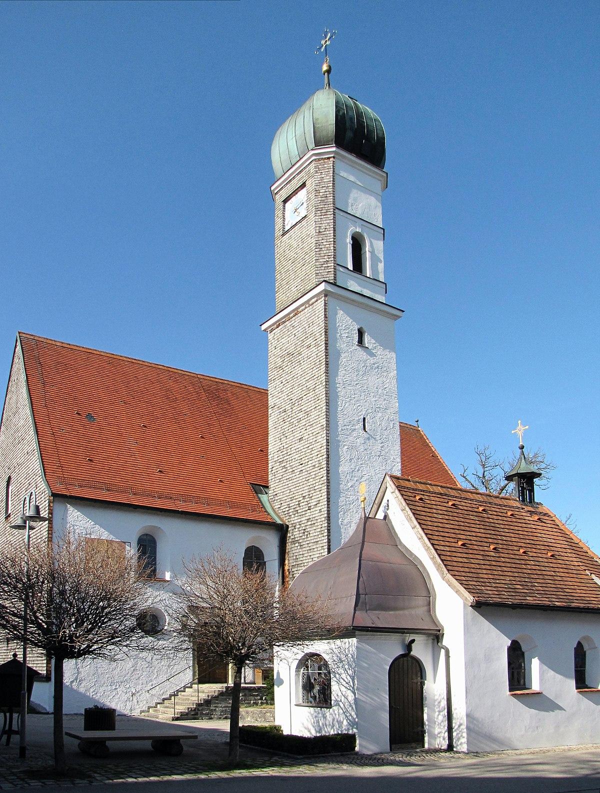 Wallfahrtskirche Maria Hilf (Speiden) – Wikipedia