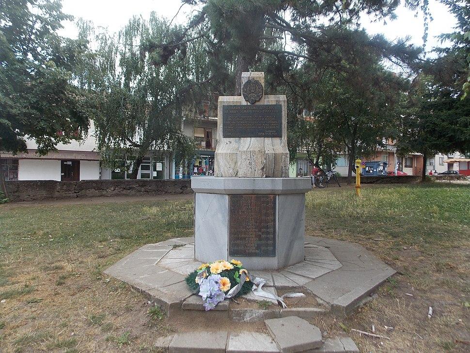 Spomenik u Bojniku 3
