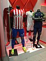 Sporting Gijon uniforms 2017 18.JPG