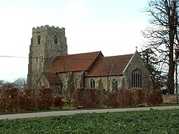 St. Andrew's church, Belchamp St. Paul, Essex - geograph.org.uk - 146841.jpg