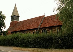 St. Laurence church, Steeple, Essex - geograph.org.uk - 212804.jpg