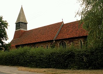 Steeple, Essex - Image: St. Laurence church, Steeple, Essex geograph.org.uk 212804