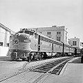 St. Louis-San Francisco, Diesel Electric Passenger Locomotive No. 2007, Left Side (20302016703).jpg