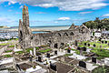 St. Mary Collegiate Church & Graveyard In Howth (Ireland).jpg