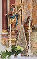 St. Simon und Judas Thaddäus (Holzgünz) - Details on the left altar.jpg