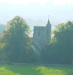 Aller, Somerset - St Andrew's Church