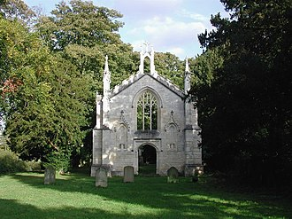 Bishopthorpe - St. Andrew's Old Church.