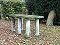St Andrew, Letheringsett, Norfolk - Churchyard - geograph.org.uk - 319754.jpg