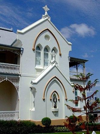 St Brigid's Convent, Red Hill - St Brigid's Convent, 2009