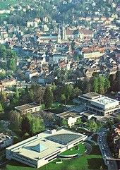 University Of St Gallen Wikipedia