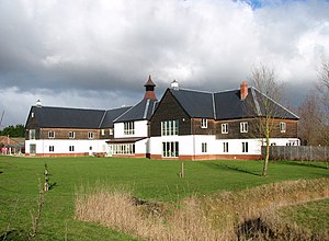 English whisky - Image: St George's Distillery, Roudham (Geograph 1702972 by Evelyn Simak)