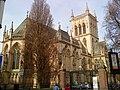 St John's College Chapel, Cambridge - geograph.org.uk - 1823945.jpg