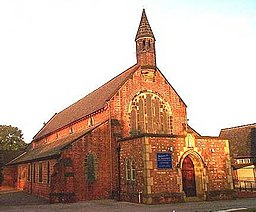 St Joseph's Roman Catholic Church, Castleford. - geograph.org.uk - 239280.jpg