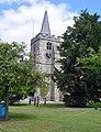St Lawrence C. of E., Chobham - geograph.org.uk - 866923.jpg