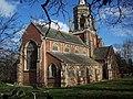 St Leonard's Church, Sherfield English - geograph.org.uk - 355730.jpg