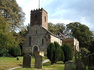 Lockington, East Riding of Yorkshire Village and civil parish in the East Riding of Yorkshire, England