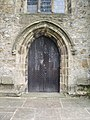 St Mary's and All Saints Church, Whalley, Doorway - geograph.org.uk - 578638.jpg