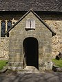 St Mary Magdalene's Church, Bolney (Porch).JPG
