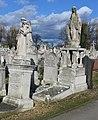 St Patrick's Cemetery, Langthorne Road, Leytonstone, London E11 - geograph.org.uk - 307818.jpg
