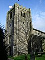 St Wilfrid's Church, Melling, Tower - geograph.org.uk - 612847.jpg
