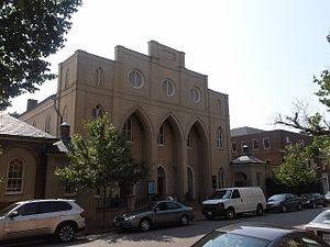 William Holland Wilmer - St Paul's Church, Alexandria Virginia