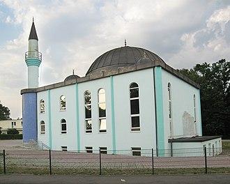 Stadtallendorf - Image: Stadtallendorf Mosque 2