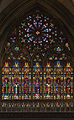 Stained glass windows cathedral Bayeux.jpg