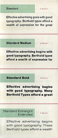 Akzidenz-Grotesk - Wikipedia
