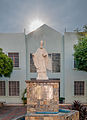 Statue San Agustino Recoleto in Maracaibo 1.jpg