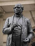 Statue of Rowland Hill, London, August 2014 05.jpg