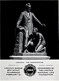 Statues of Abraham Lincoln (1915) (14597855850).jpg
