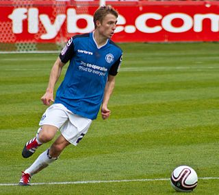 Stephen Darby English footballer