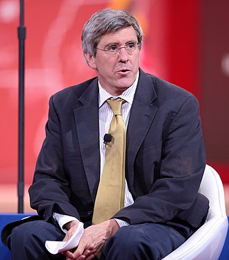 Stephen Moore (writer) - Stephen Moore at the 2015 Conservative Political Action Conference