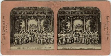 Stereokort, Les Huguenots 2, L'heureux Chevalier - SMV - S51a.tif