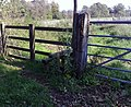 Stile at Lillingstone Dayrell - geograph.org.uk - 1003031.jpg