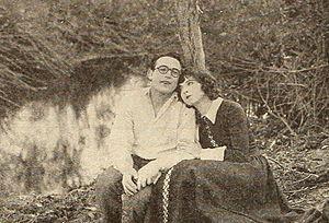 Girl Shy - Harold Lloyd and Jobyna Ralston in Girl Shy