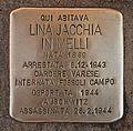 Stolperstein für Lina Jacchia in Melli.JPG