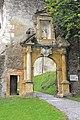 Strassburg Schloss Zwingmauer mit Bischofsportal 03092012 886.jpg