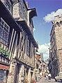 Street in Vitré Bretagne1986-148.jpg