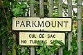Street sign, Lisburn - geograph.org.uk - 1115976.jpg
