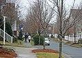 Strolling with stroller Birkdale village (5488721375).jpg