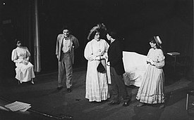 Student Production of The Importance of Being Ernest, c1980s (2)