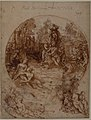 Studies for a Circular Composition of Diana and Her Nymphs Bathing (recto); Studies for the Same Composition (verso) MET 56.219.3 RECTO.jpg