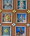 Sufit w kościele sw Jana Chrzciciela i Miachała Archanioła, Lubawa 02.jpg