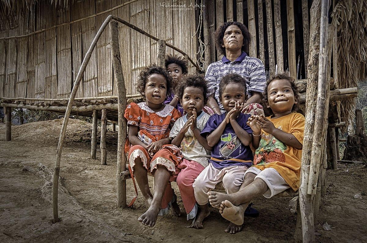 Batek People: Jahai People