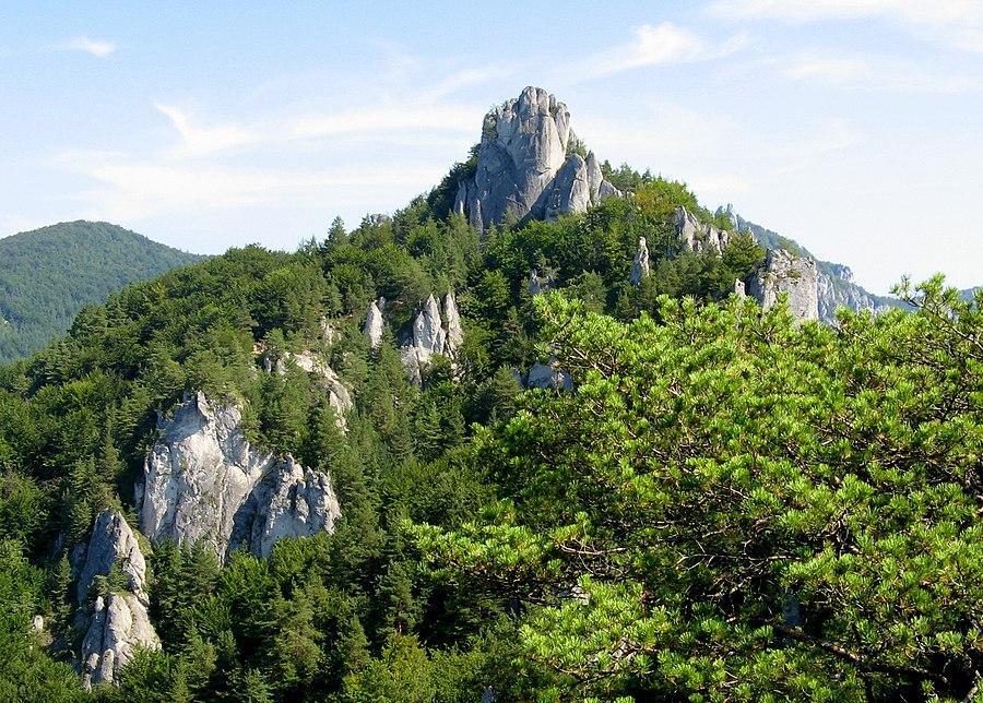 Súľov Mountains
